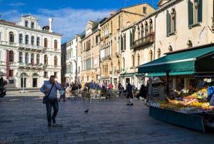 Santa Maria Formosa's Square in Venice