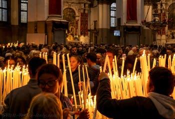 Madonna della Salute Celebration in Venice