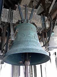 Bell of the Campanile Saint-Mark