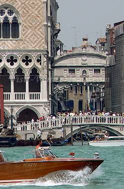 big bridge of sigh venice italy