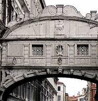 Bridge of Sighs: a Sarcophagus