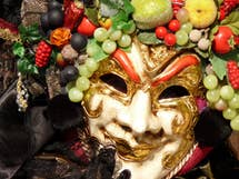 Venice Carnival Masks and Costumes