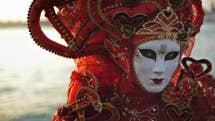 Venice Carnival Album 6 - Mask and Costume