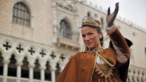 Venice Carnival Album 6 - Mary Celebration