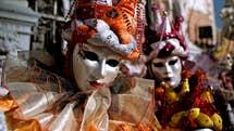 Venice Carnival Album 5 - 6 february