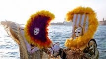 Venice Carnival Album 5 - 12 february