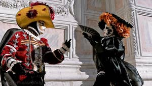Venice Carnival Album - 12 february