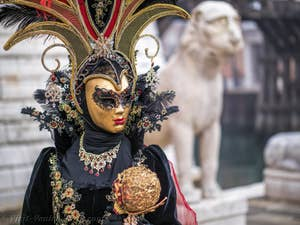 Venice Carnival Album 1