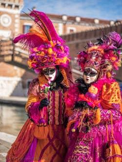 Balls, Partys Venice Carnival