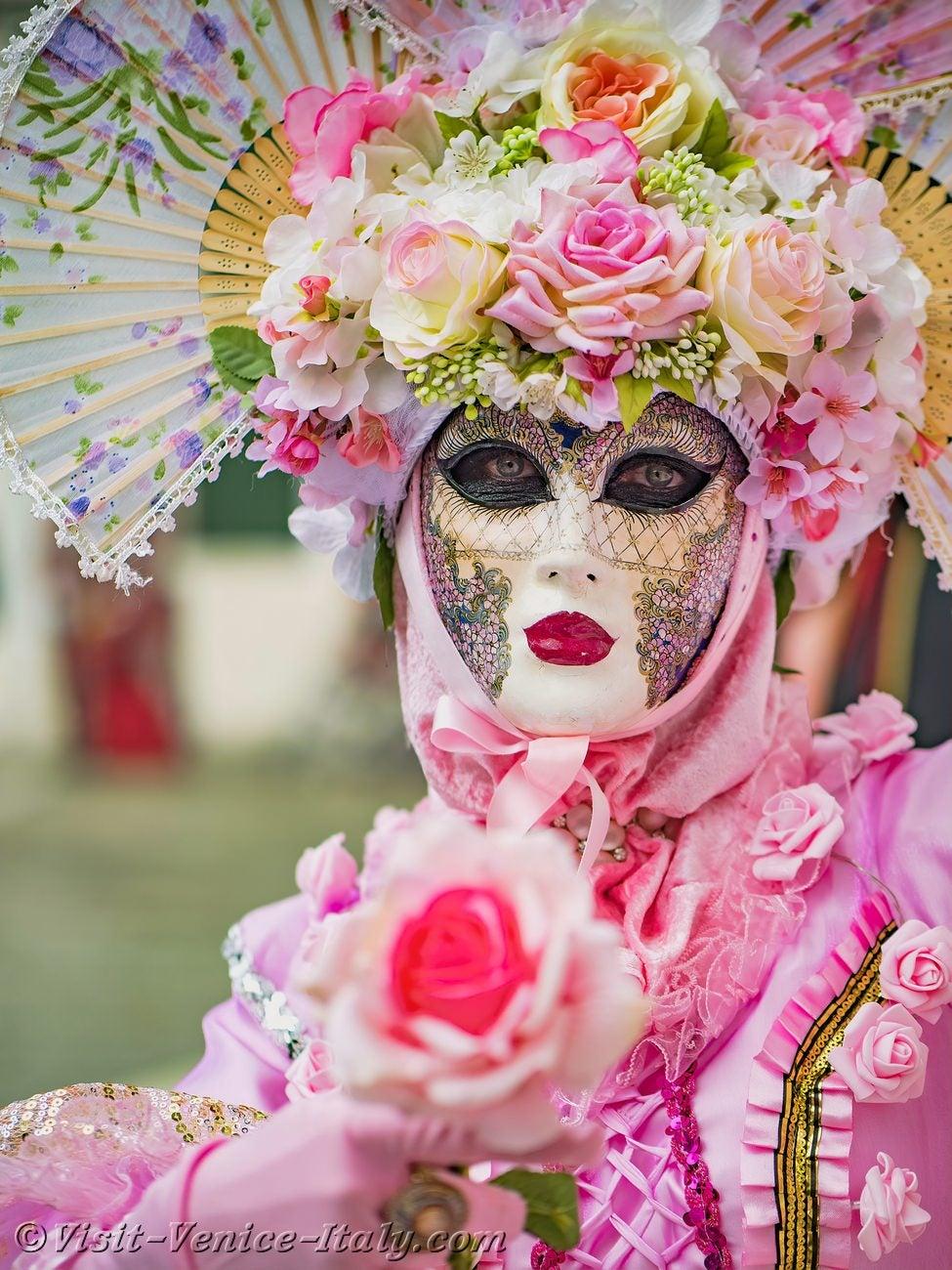 venitian carnival 2020 masks venetian carnivale venice italy