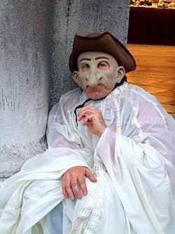 Masks Carnival Venice Italy