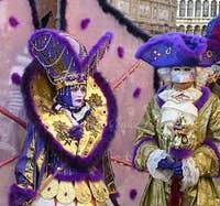 masks carnival venice butterfly
