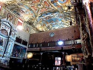 Church Sant' Alvise Cannaregio Venice Italy