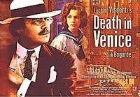 Death in Venice of Visconti with Dirk Bogarde