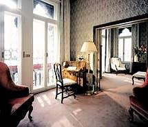 Hotel Bauer Gruenwald in Venice Italy