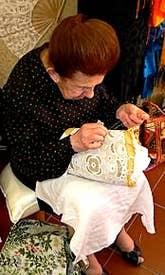 Maestra Emma Vidal Burano Venice Italy