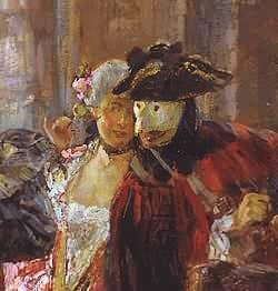 Venician Carnival masks venetian carnivale venice italy