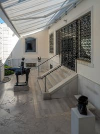 Marino Marini, The Angel of the City, at the Peggy Guggenheim Collection in Venice