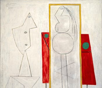 Pablo Picasso, The Studio (L'Atelier) at Peggy Guggenheim Collection in Venice