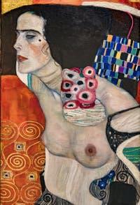 Gustav Klimt, Judith II - Salome, Ca' Pesaro International Modern Art Gallery in Venice Italy