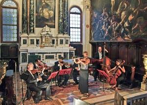 Collegium Ducal Musicians in Venice