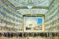 Wolfgang Amadeus Mozart - Antonio Salieri Prima la musica e poi le parole - Schauspieldirektor