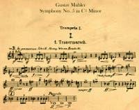 Gustav Mahler Symphony n°7