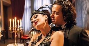 Opera Verdi La Traviata at Barbarigo Minotto Palace in Venice