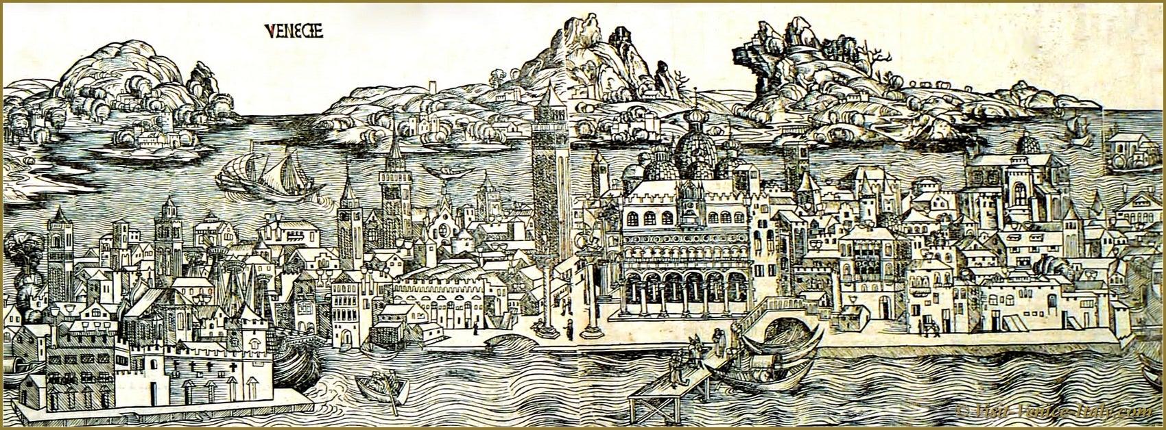 Image result for Albrecht Durer View of Venice
