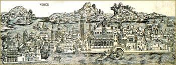 Albrecht Durer View of Venice.