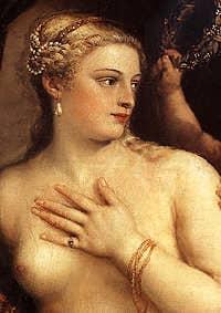 Titien - Venus in the Mirror