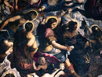 Tintoretto, Paradise, Grand Council Hall of the Doge's Palace in Venice