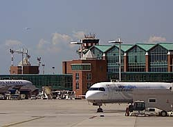 Marco Polo Venice Italy Airport