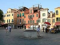 Campo Santa Margherita - Dorsoduro Venice Italy