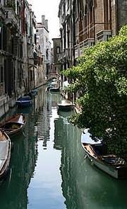 The Charm of Venetian Rii