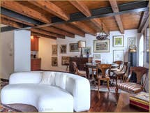 Renting Flat Venice Cassetti Frari, the Lounge Dining Room