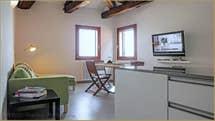 Lounge – Kitchen – Dining Room Laguna View.