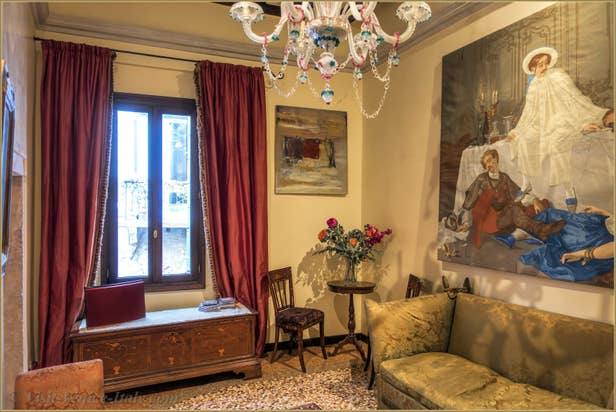 Flat Rental Venice Ponte Storto, the lounge