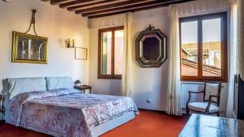 Cerchieri Suite Bedroom in Venice in Italy
