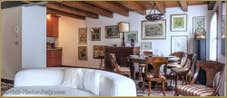 Venice Flat Rental: Cassetti Frari in San Polo District