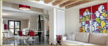Flat Rental in Venice: Ca' del Redentore Dorsoduro District