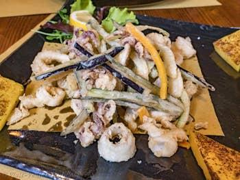 Restaurant Santa Giustina in Venice