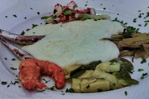 Restaurant Antica Adelaide Venice Italy