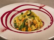 Restaurant Vecio Fritolin in Venice Italy