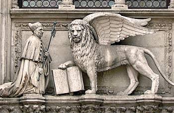 Doge's Palace - Saint-Mark Venice
