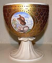 Al Campanil murano Glass Cup