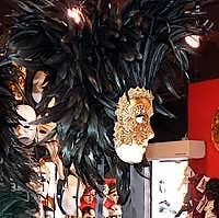Venetian masks Ca' Macana Venice