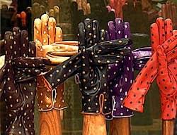 Gloves Fanny in Venice Italy