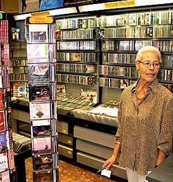 Il Tempio della Musica venice italy music store